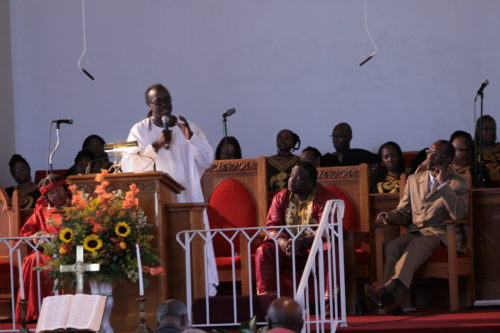 Thankful Missionary Baptist 118th Anniversary Celebration