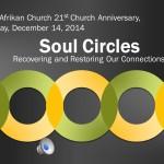 First Afrikan 21st Church Anniversary Theme