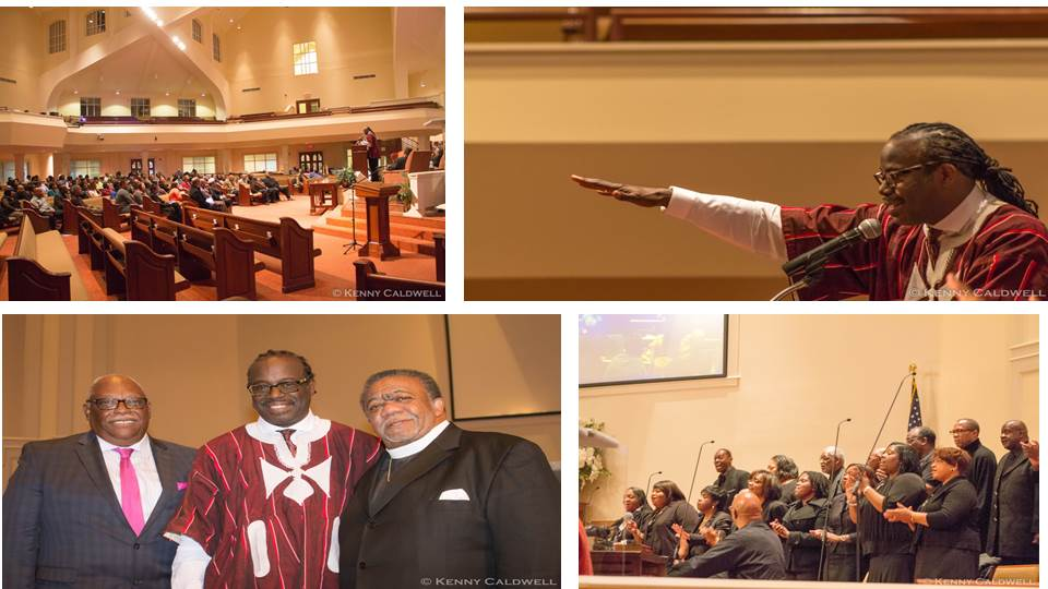 2014 Ecumenical Serivces hosted by Big Miller Grove Baptist Church
