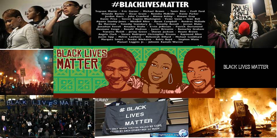 Sacred Conversations:  #blacklivesmatter