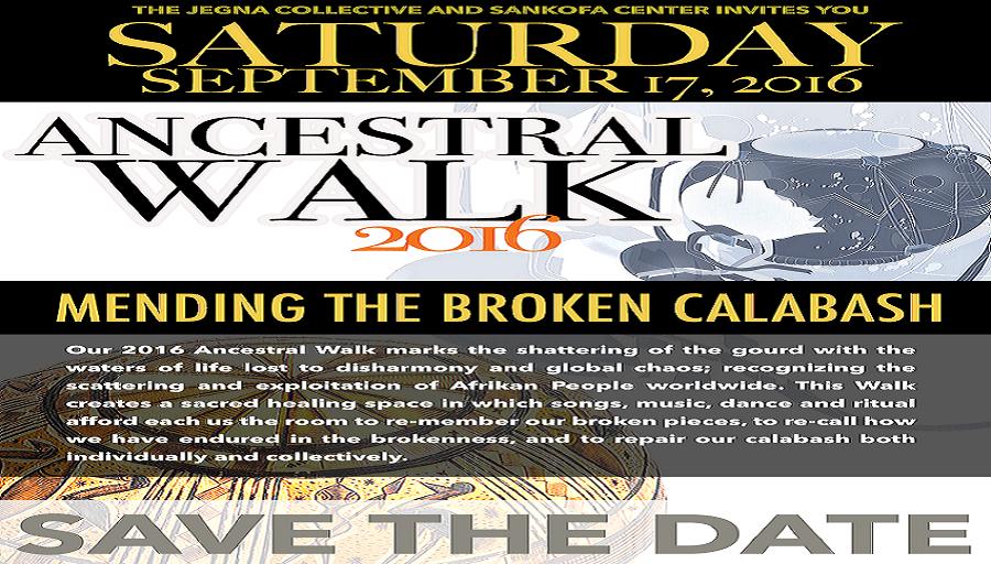 Ancestral Walk 2016