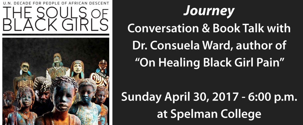 """Journey"" Conversation And Book Talk With Dr. Consuela Ward"