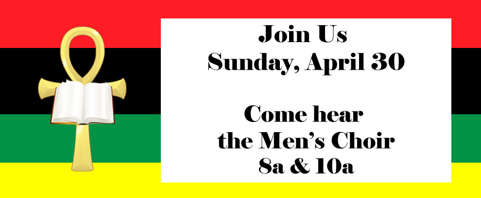 Join Us this 5th Sunday!