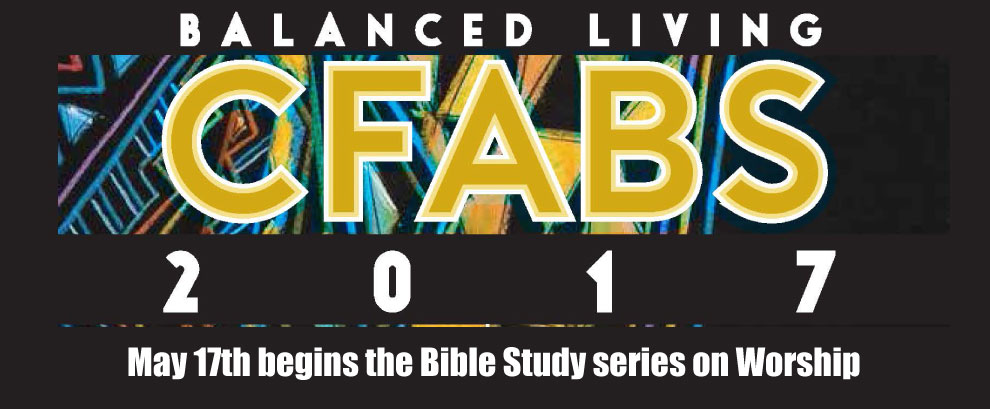 Bible Study Series on Worship