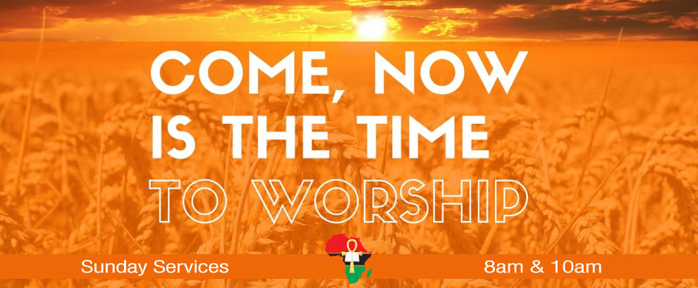 Join Us for Worship on Sunday