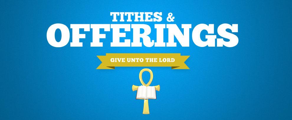 Give Unto God