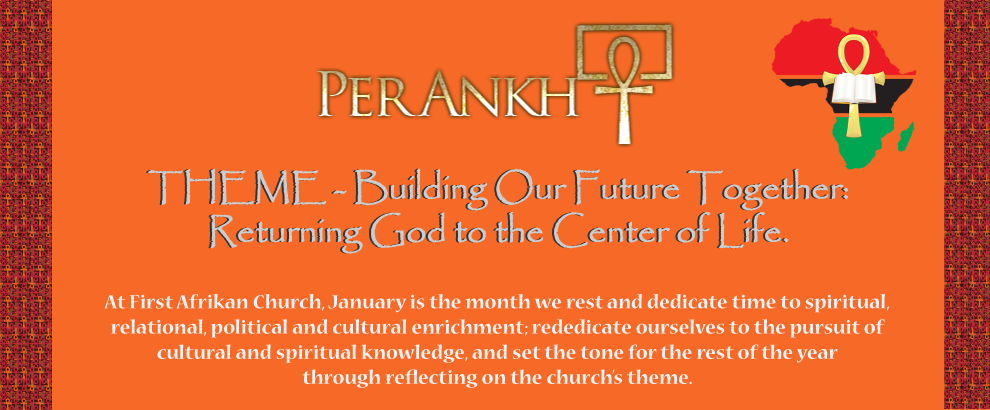 Per Ankh Sermon Series