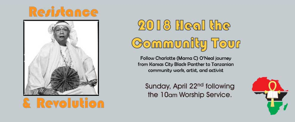 Heal the Community Tour