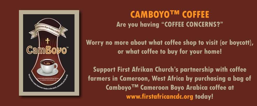 CamBoyo Coffee