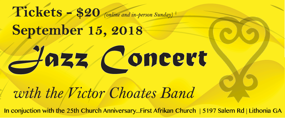 Jazz Concert with the Victor Choates Band