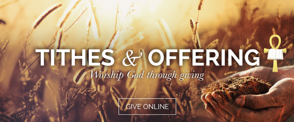 Give Unto God with your Gifts