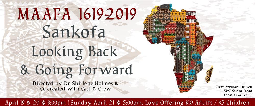 Maafa 1619-2019: The Play