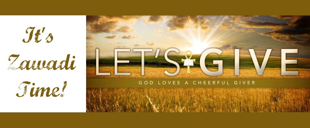 Give Unto God!