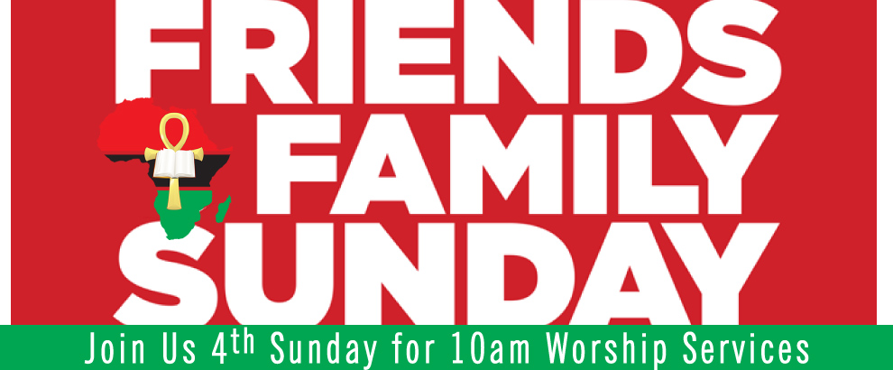 Invite Someone to Worship Services