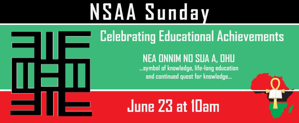 NSAA Deadline is June 19th!