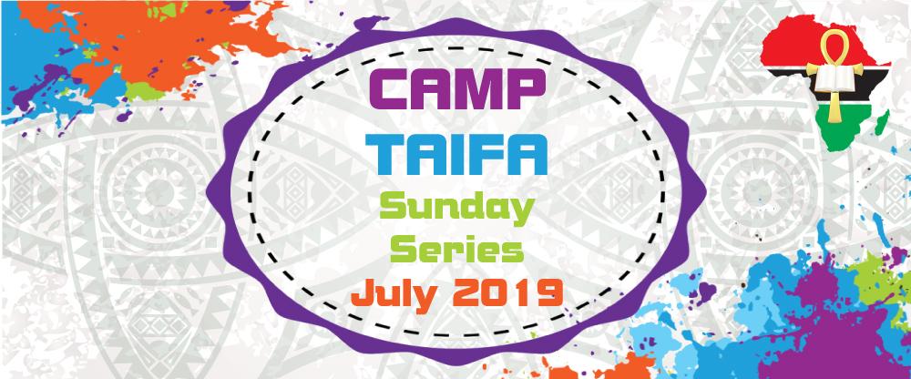 Camp Taifa Sunday Series