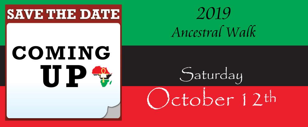 Annual Ancestral Walk