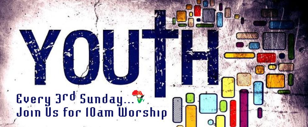 3rd Sundays at 10AM