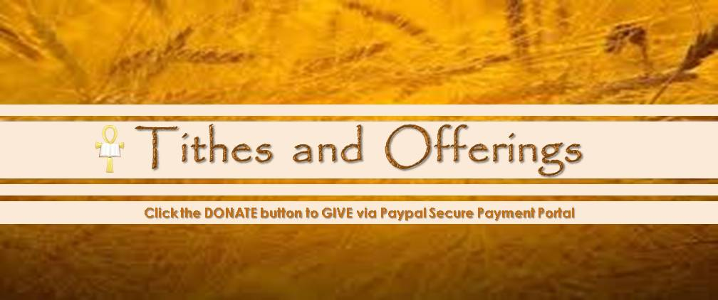 Online Giving via Paypal, Continue to Support FAC
