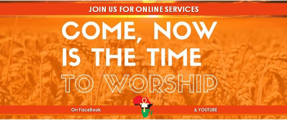 Sunday Weekly Worship on FB & Youtube