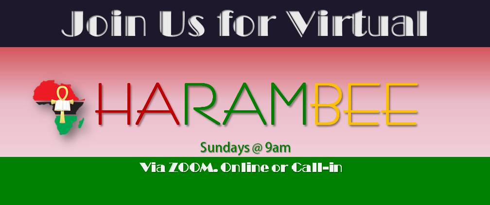 Online or Call-in @ 9am