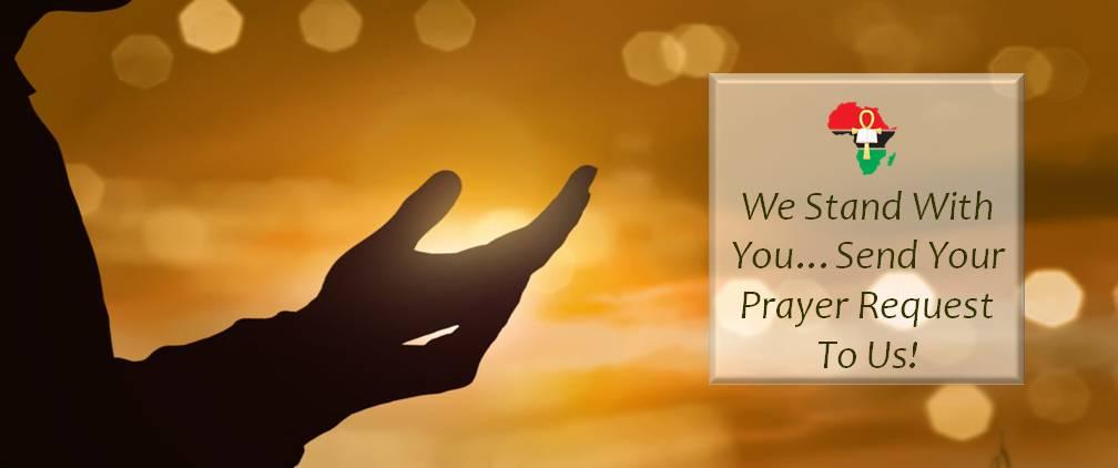 Send Your Prayer Request Online