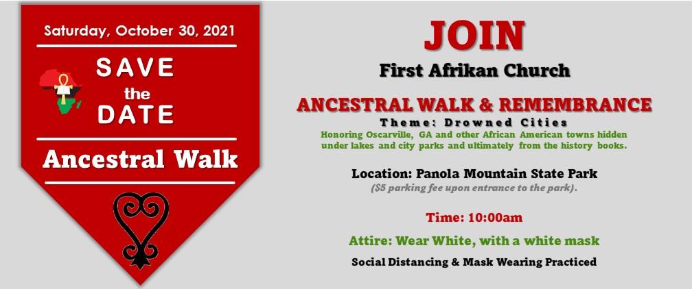 Ancestral Walk